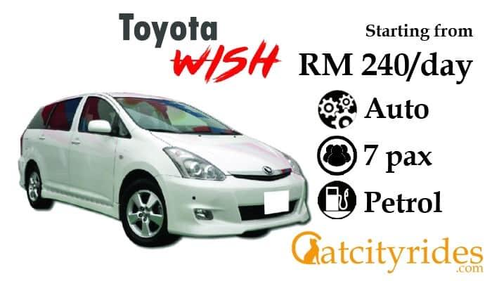 Kuching_car_rental_kereta_sewa_kuching_Catcityrides_Wish